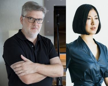 """Jean-Michel Bernard plays """"Lalo Schifrin"""" Guest : Miyuki Hatakeyama"""