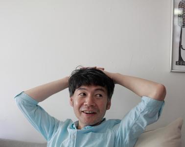 堀内隆志(cafe vivement dimanche)