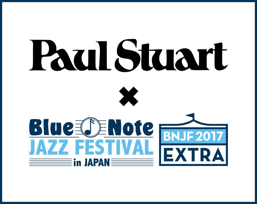Paul Stuart x BNJF EXTRA